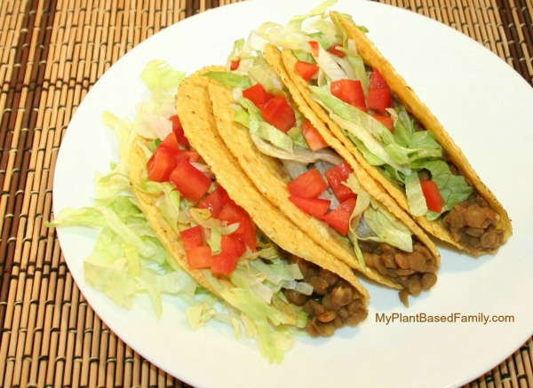 Lentil tacos in the instant pot my plant based family lentil tacos in the instant pot ingredients forumfinder Image collections