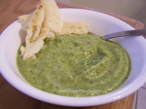 Vegan and Gluten Free All purpose Green Sauce