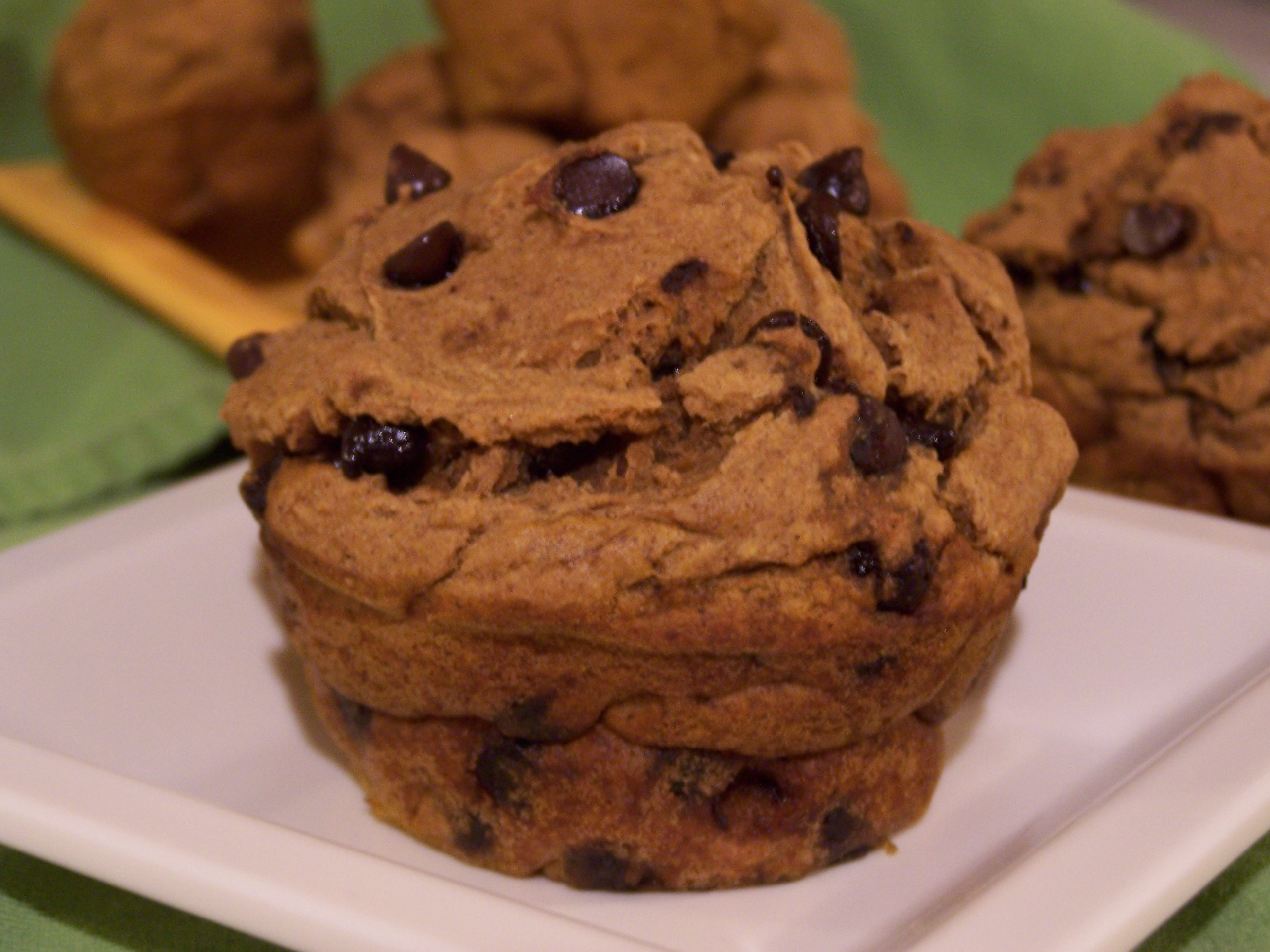 Gluten-Free Pumpkin Muffins - My Plant-Based Family