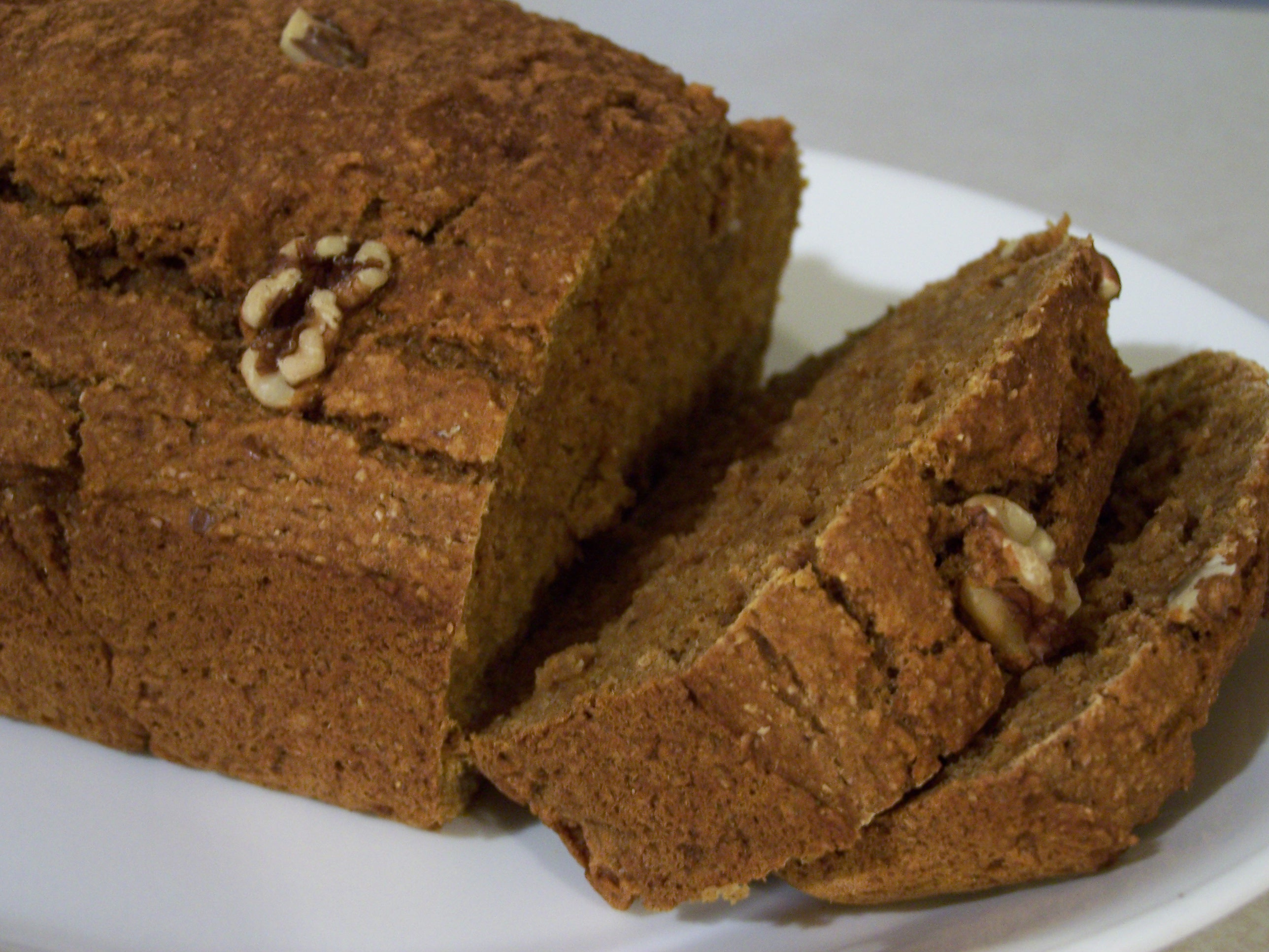 Pumpkin Bread - My Plant-Based Family