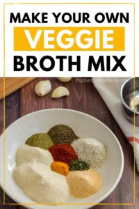 Veggie Broth Mix