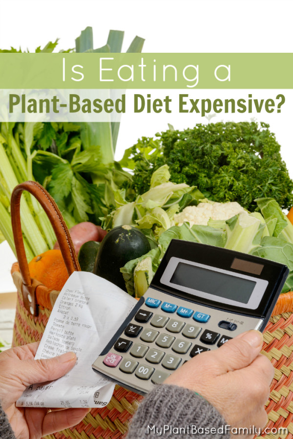 Is eating a plant-based diet expensive?