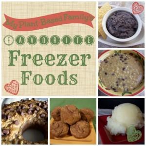 Favorite Plant-Based Freezer Foods