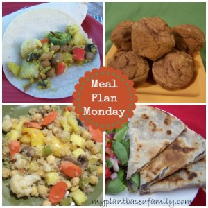 Plant-Based Meal Plan for November