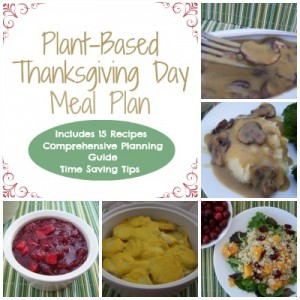 Plant-Based Thanksgiving Day Meal Plan