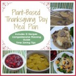 Plant-Based Thanksgiving Meal Plan
