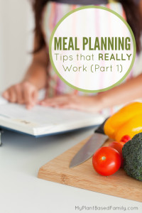 Meal Planning Tips that Really Work