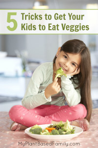 5 simple tricks to get your kids to eat veggies