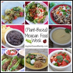 Mexican Food Meal Plan