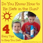 4 Tips to Stay Safe in the Sun