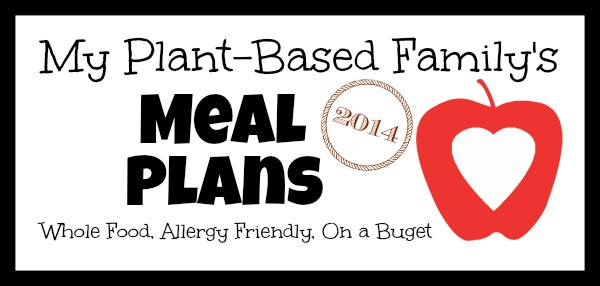 Meal Plans 2014