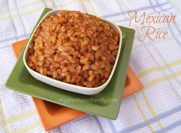 The PERFECT Mexican Rice recipe that is easy, cheap and delicious!
