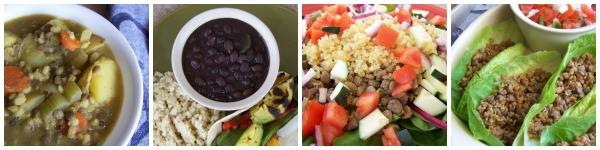 Plant-Based Beans