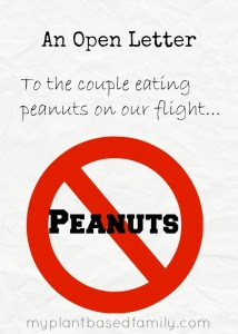 open letter to the couple eating peanuts