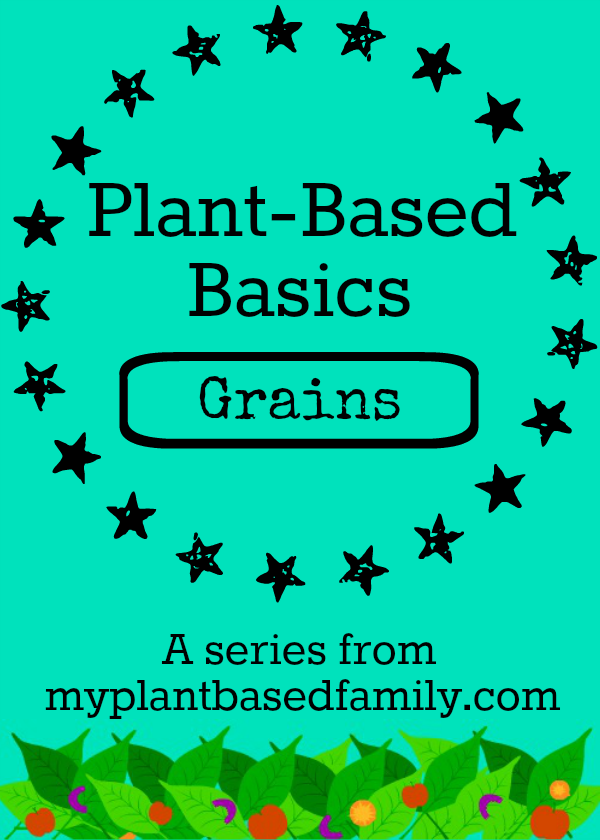 Plant Based Basics Grains