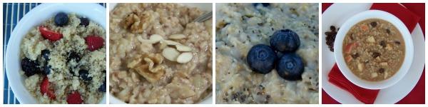 Whole Grain Breakfast Ideas
