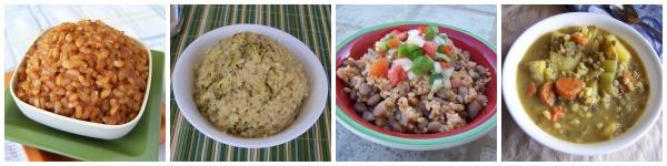 whole grain rice ideas