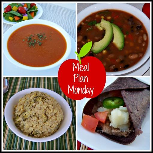 Meal Plan Monday Plant-Based Crock Pot dinners