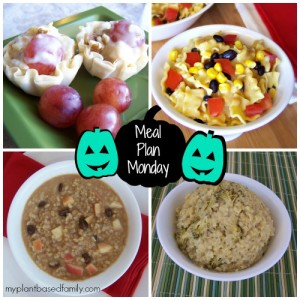 Plant-Based Meal Plan Hallloween