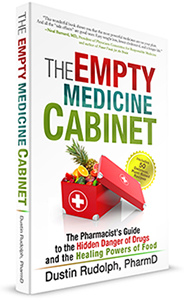 The Empty Medicine Cabinet Front3D