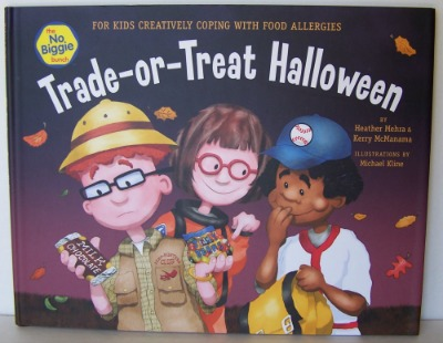 trade or treat halloween