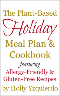 Plant-Based Holiday Meal Plan