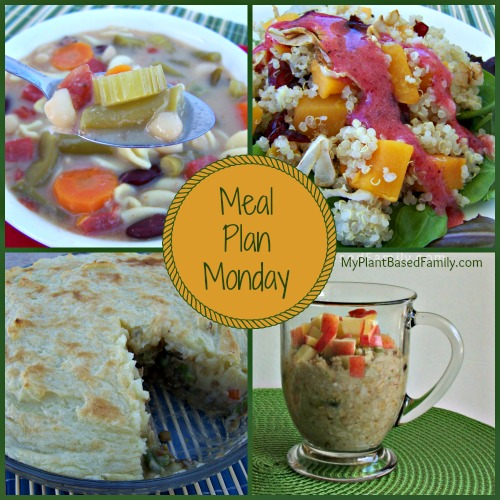 Healthy Eating Challenge Meal Plan