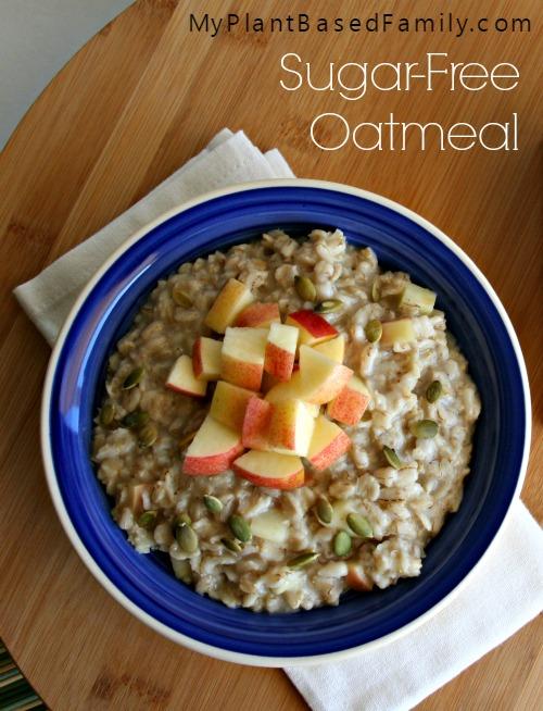 Sugar Free Oatmeal