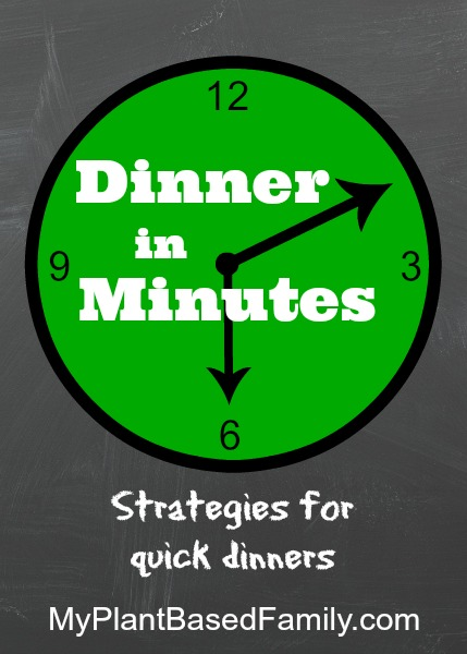 dinner in minutes strategies for quick dinners