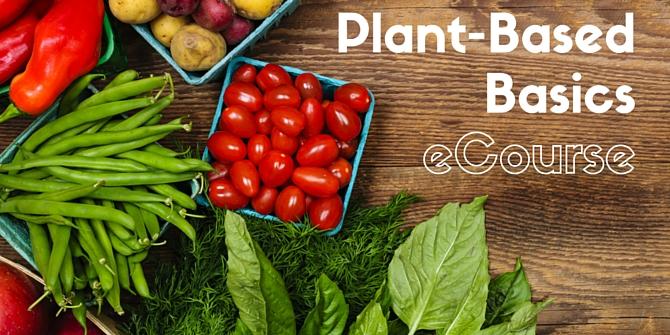 Plant-Based Basics eCourse