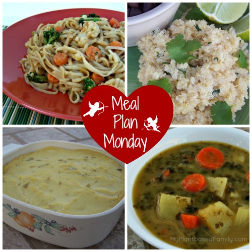 Plant-Based Dinner Meal Plan