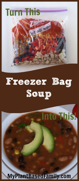 May 14, · Fill the bag with the soup. Use a ladle to transfer the soup from the pot to the bag. If you are using a plastic container, leave ½ to 1 inch ( to centimeters) of space between the soup and the lid. This will allow for the soup to expand while freezing. It %(5).