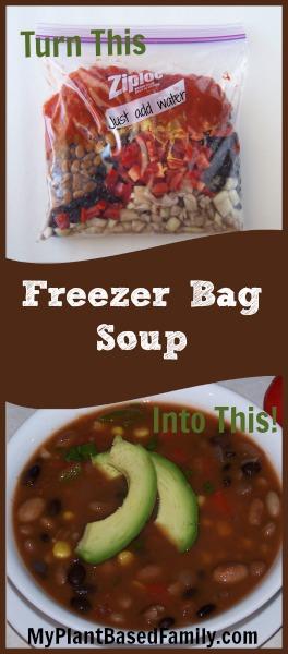 freezer bag soup