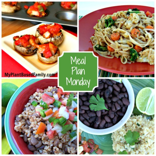 A Plant-Based Vegan Meal Plan