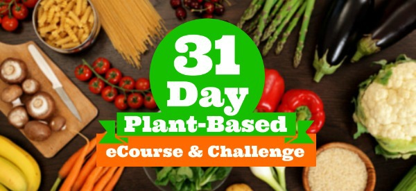 31 Day Plant-Based eCourse