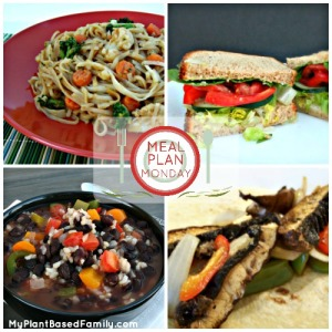 Plant-Based Meal Plan with Quick and Easy Meals