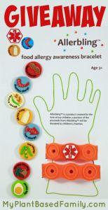 Allerbling Giveaway Allergy Alert Bracelet