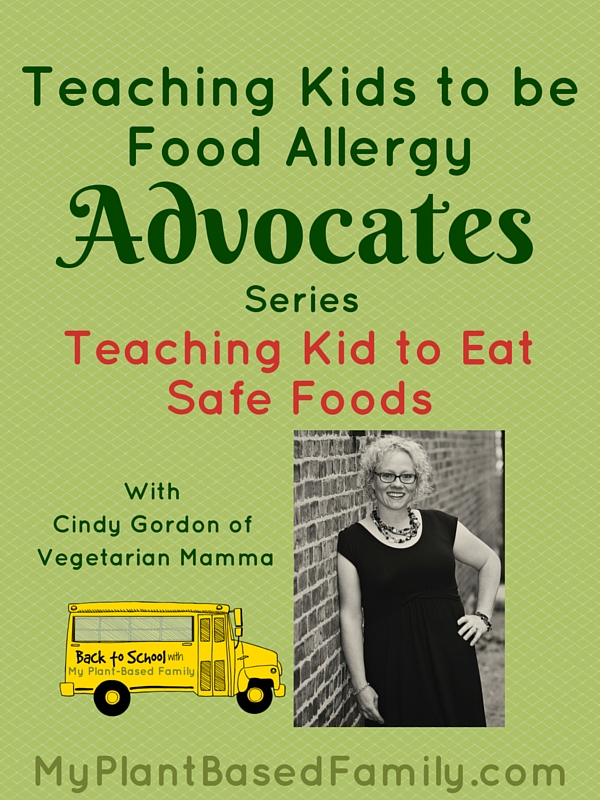 Teaching Kids About Their Food Allergies