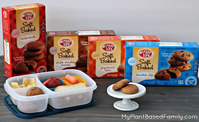 Enjoy Life Foods Soft Baked Cookies Giveaway