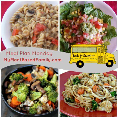 Plant-Based Dinner