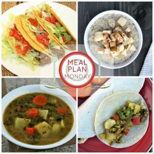 Plant-Based (Vegan) Meal Plan Monday