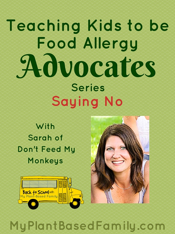 Food Allergy Advocate series