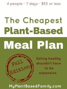 Get this FREE Plant-Based Meal Plan of Fall Recipes