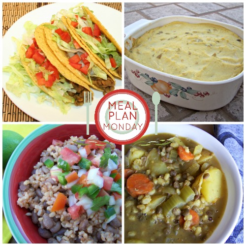 Plant Based Meal Plan
