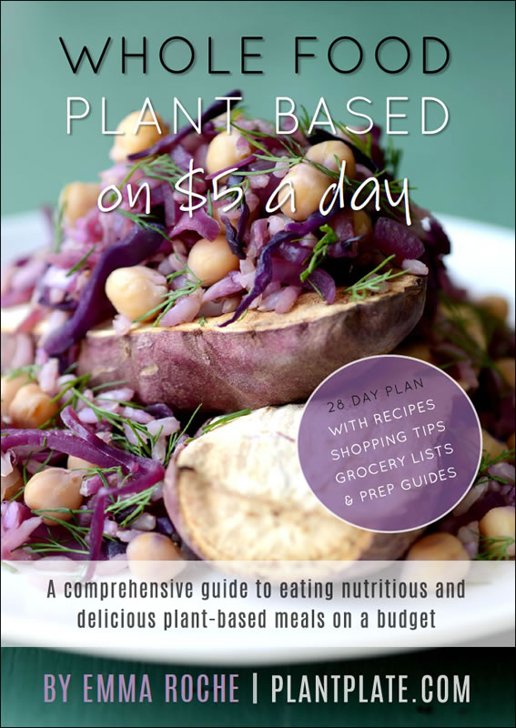 Whole food plant based on 5 a day giveaway my plant based family whole food plant based on 5 a day ebook is a comprehensive guide to eating nutritious forumfinder Choice Image
