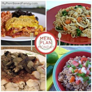 Easy Plant-Based Meal Plan