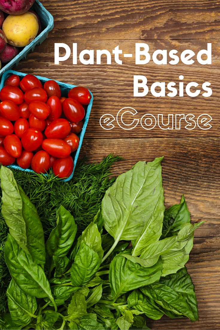 Plant-Based Basics eCourse