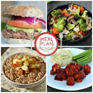 Plant-based meal plan that is vegan and gluten-free