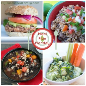 Plant-Based Meal Plan that is also easy to make gluten-free. The perfect meal plan for beginners to a plant-based diet.