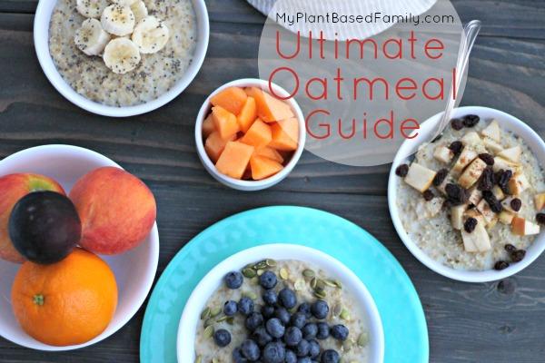 oatmeal guide